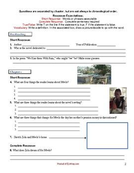 We Kiss Them With Rain by Futhi Nsthingila: Workbook