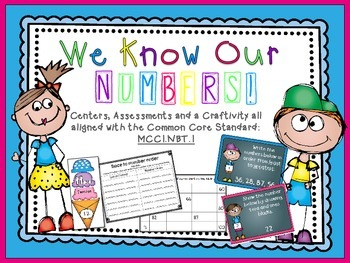 We Know Our Numbers!
