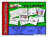 We Landed - Mini Preschool Theme - Transportation Plane Travel