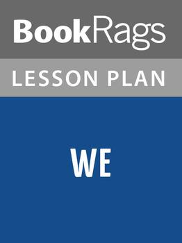 We Lesson Plans