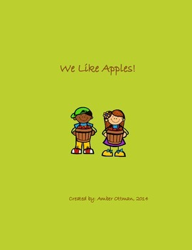We Like Apples! Reader