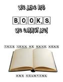 We Like Big Books - Book Reading Tracker