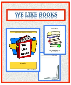 We Like Books