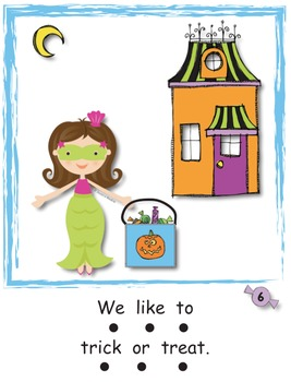 We Like Halloween Book