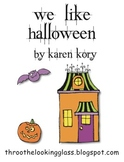 We Like Halloween Book