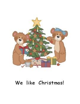 We Like Holidays! Wonders Kindergarten Big Book (Unit 2)