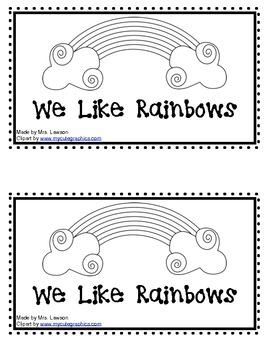 We Like Rainbows