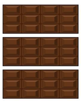 The hersheys milk chocolate bar fractions book pdf