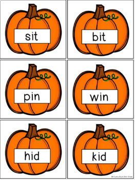 We Love Fall {4 Fall Literacy Centers}