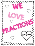 We Love Fractions