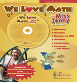 We Love Math - Math Songs for Kindergarten, 1st Grade, & 2