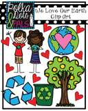We Love Our Earth (Earth Day) (Polka Dots and Pals)