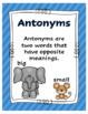 Antonym Antics!