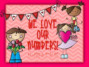 We Love Our Numbers