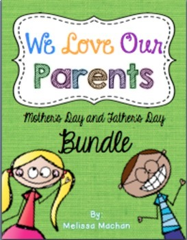 Mother's Day and Father's Day BUNDLE
