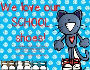 We Love Our School Shoes!