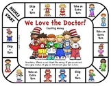 We Love the Doctor! -- Counting Money