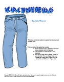 "We Love to Wear Our ""Genes"" Jeans- Dominant and Recessive Genes"