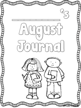 We {Love} to Write! Journals from Month to Month
