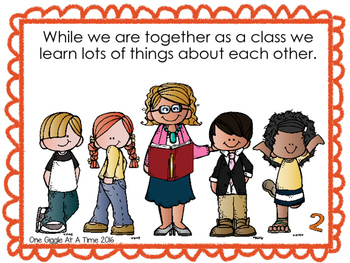 We Need To Be Respectful Of Friends In Our Classroom With Diabetes-Social Story