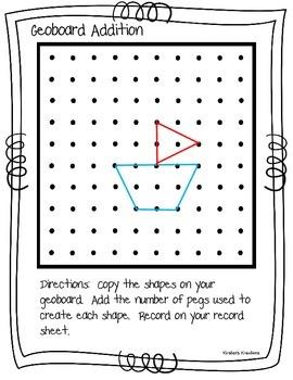 We Pick Math:  Math Tools Activity Pack