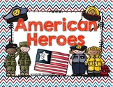 American Heroes for Little Learners(Freebie)