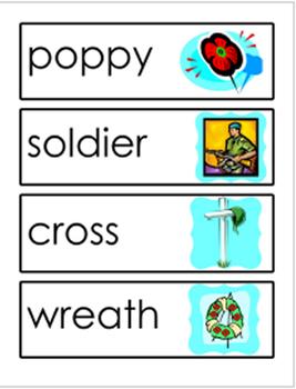 We Remember - a Mini Unit for Veteran's Day