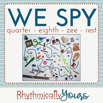 We SPY - Quarter Eighth Zee Rest