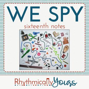 We SPY - Sixteenth Notes