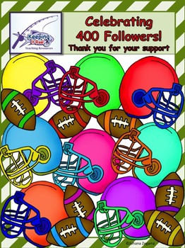We Scored! Celebrating 400 Followers!