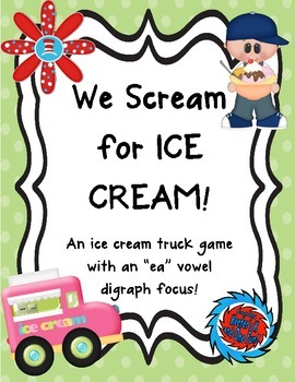 We Scream for Ice Cream!