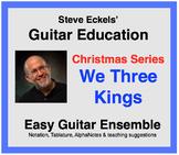 We Three Kings - Christmas Guitar Ensemble, Guitar Trio