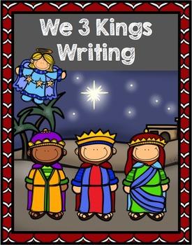 We Three Kings Writing