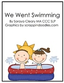 We Went Swimming