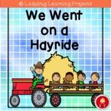 We Went on a Hayride Emergent Reader Set