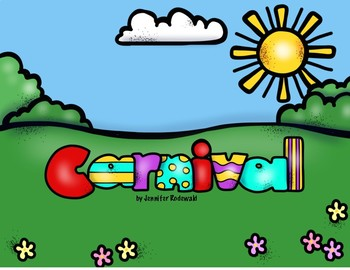 We Went to the Carnival : Shared Reading Book