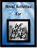 We Were Liars: Novel Activities
