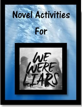 We Were Liars: Novel Activities