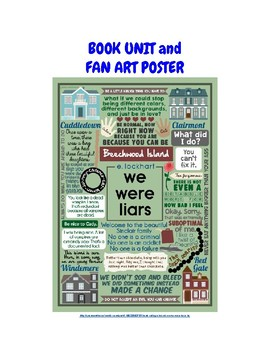 We Were Liars book unit