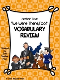 We Were There, Too: Fifth Grade (Journey's Vocabulary Supplement)