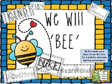 We Will 'Bee' Bulletin Board