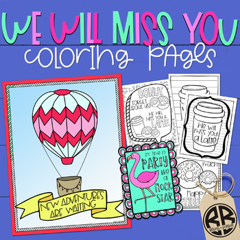 Teacher Retirement Student Moving Coloring Pages By Bricks And Border