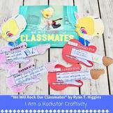 "We Will Rock Our Classmates: ""I am a Rockstar"" Craft Talent Show Back to School"