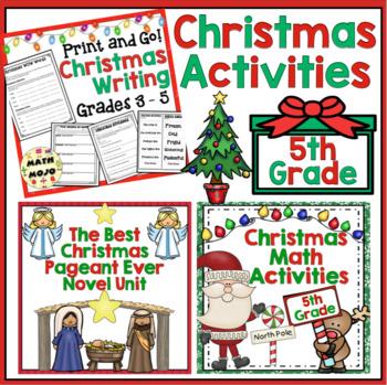 Christmas - 5th Grade