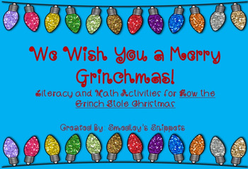 We Wish You A Merry Grinchmas!