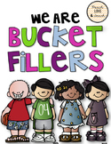 We are Bucket Fillers! {Interactive Activities to start th