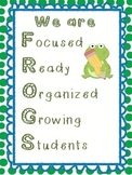 We are FROGS poster