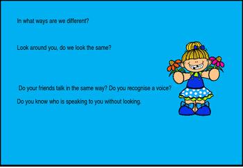 We are all UNIQUE - PSHE Presentation