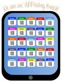 """We are an 'APP'ealing Bunch"" Bulletin Board (iPad, iPhone, App, Mac, iOS)"