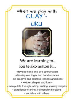 We are learning to... (Bilingual, Te Reo M?ori)